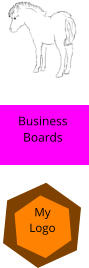 Business Boards My Logo