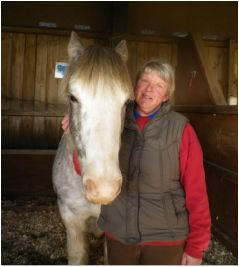Stable Manager Abingdon Riding for Disabled